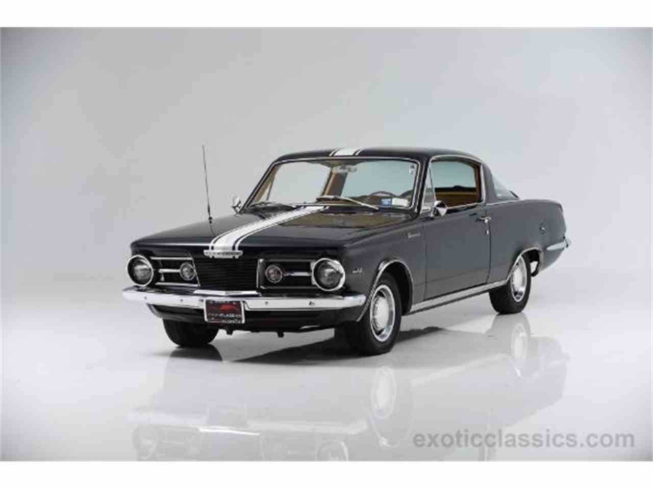 Large Picture of '65 Barracuda - JQ84