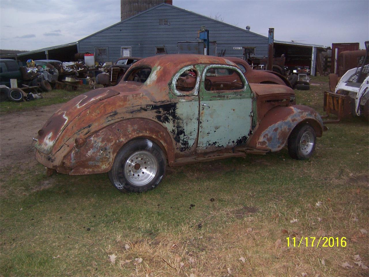 1937 Plymouth Coupe for Sale | ClassicCars.com | CC-924544