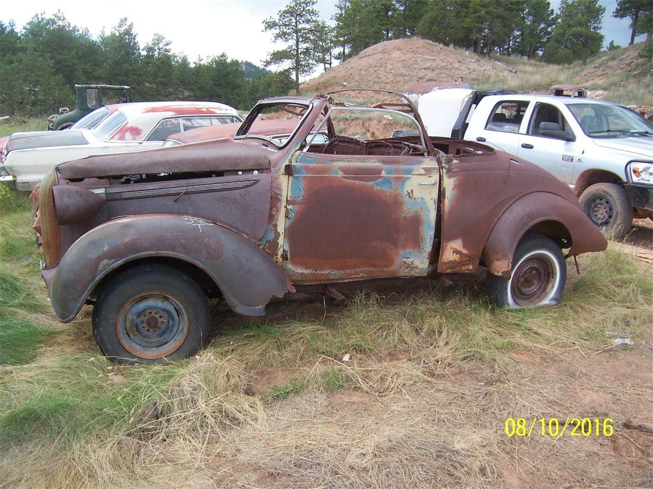 Large Picture of '38 Plymouth Convertible located in Minnesota - JTDX