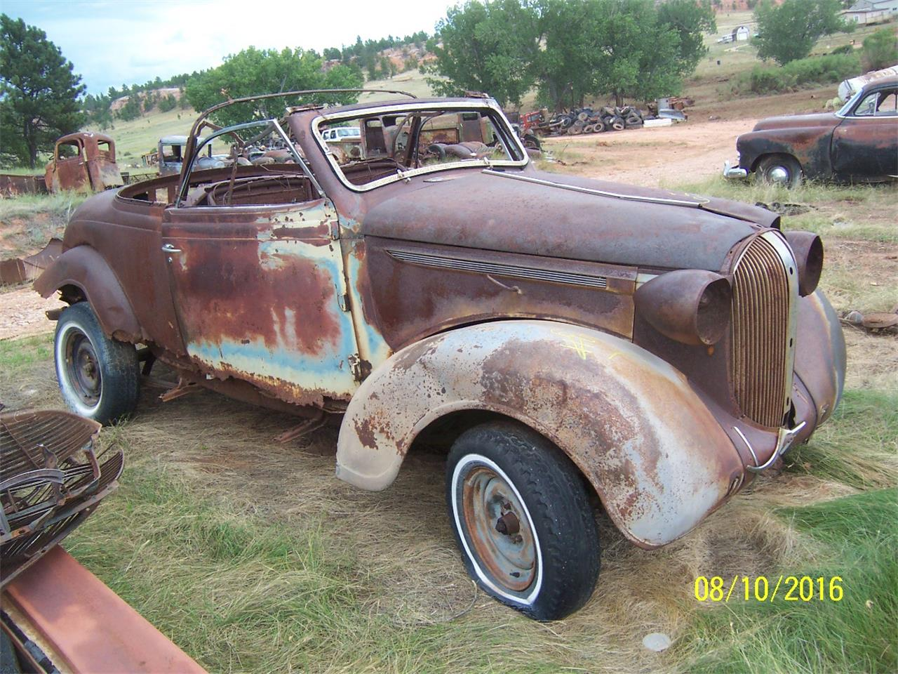 Large Picture of Classic 1938 Convertible - $4,500.00 Offered by Dan's Old Cars - JTDX