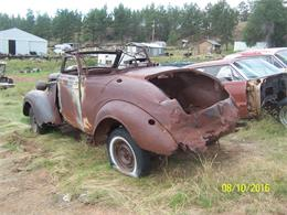 Picture of '38 Convertible - JTDX