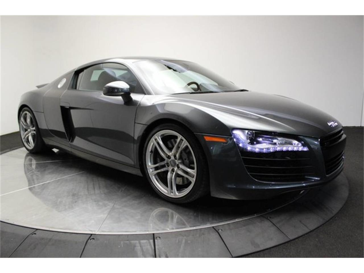 Large Picture of '09 R8 - JTG9
