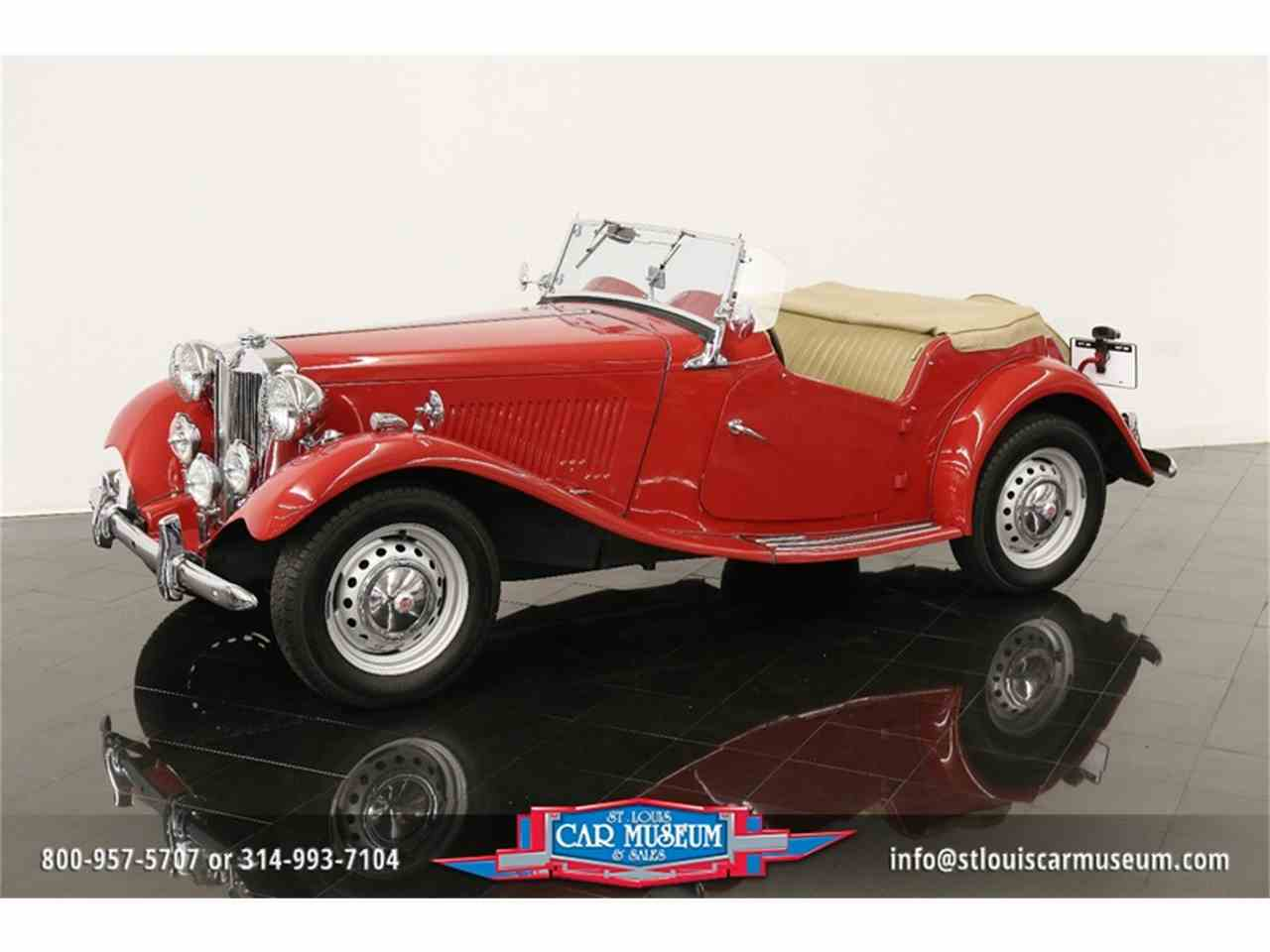 Large Picture of Classic 1951 MG TD - JTH6