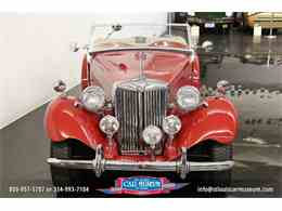 Picture of '51 MG TD located in St. Louis Missouri - $28,900.00 Offered by St. Louis Car Museum - JTH6