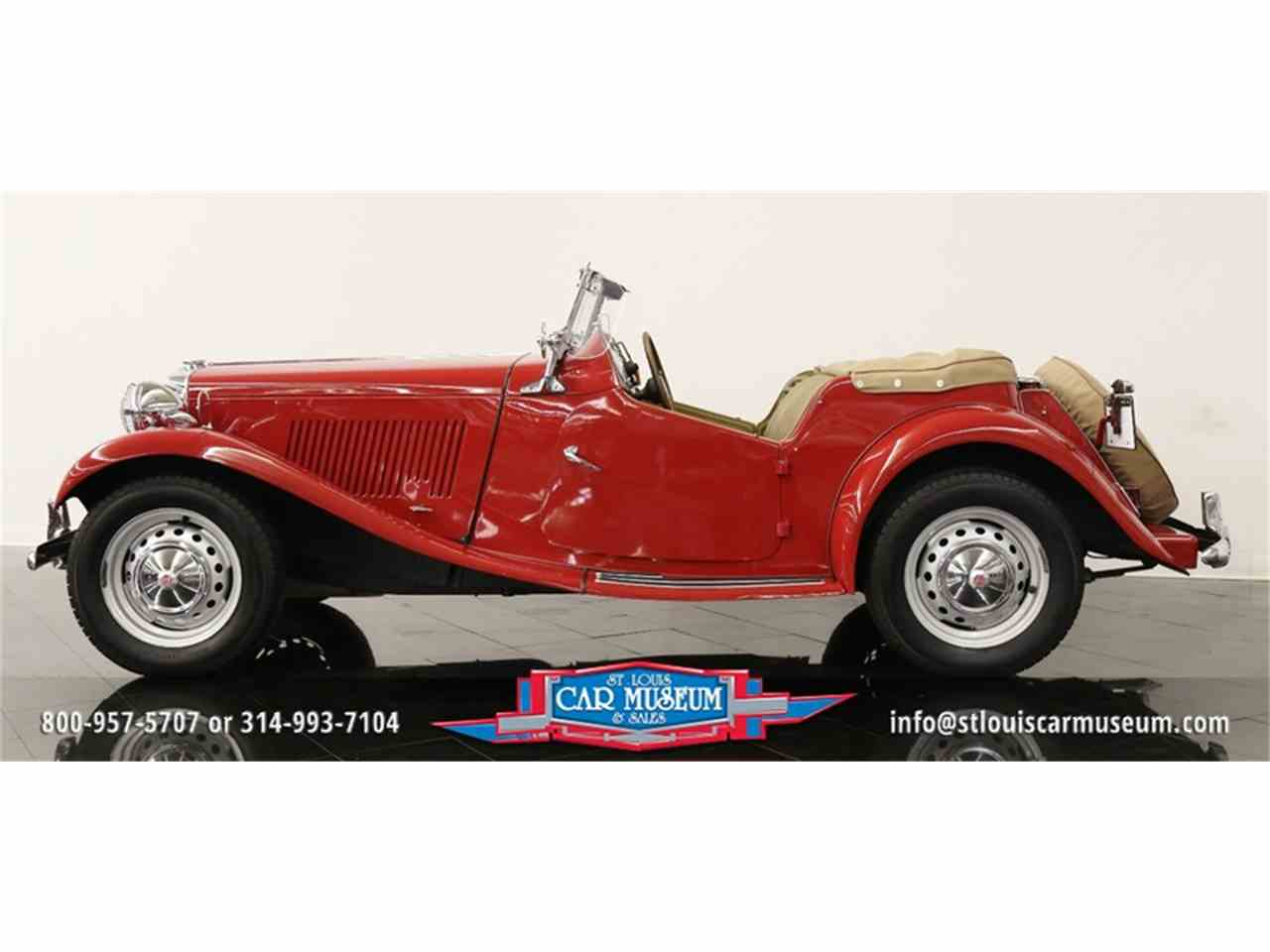 Large Picture of Classic 1951 TD located in St. Louis Missouri Offered by St. Louis Car Museum - JTH6