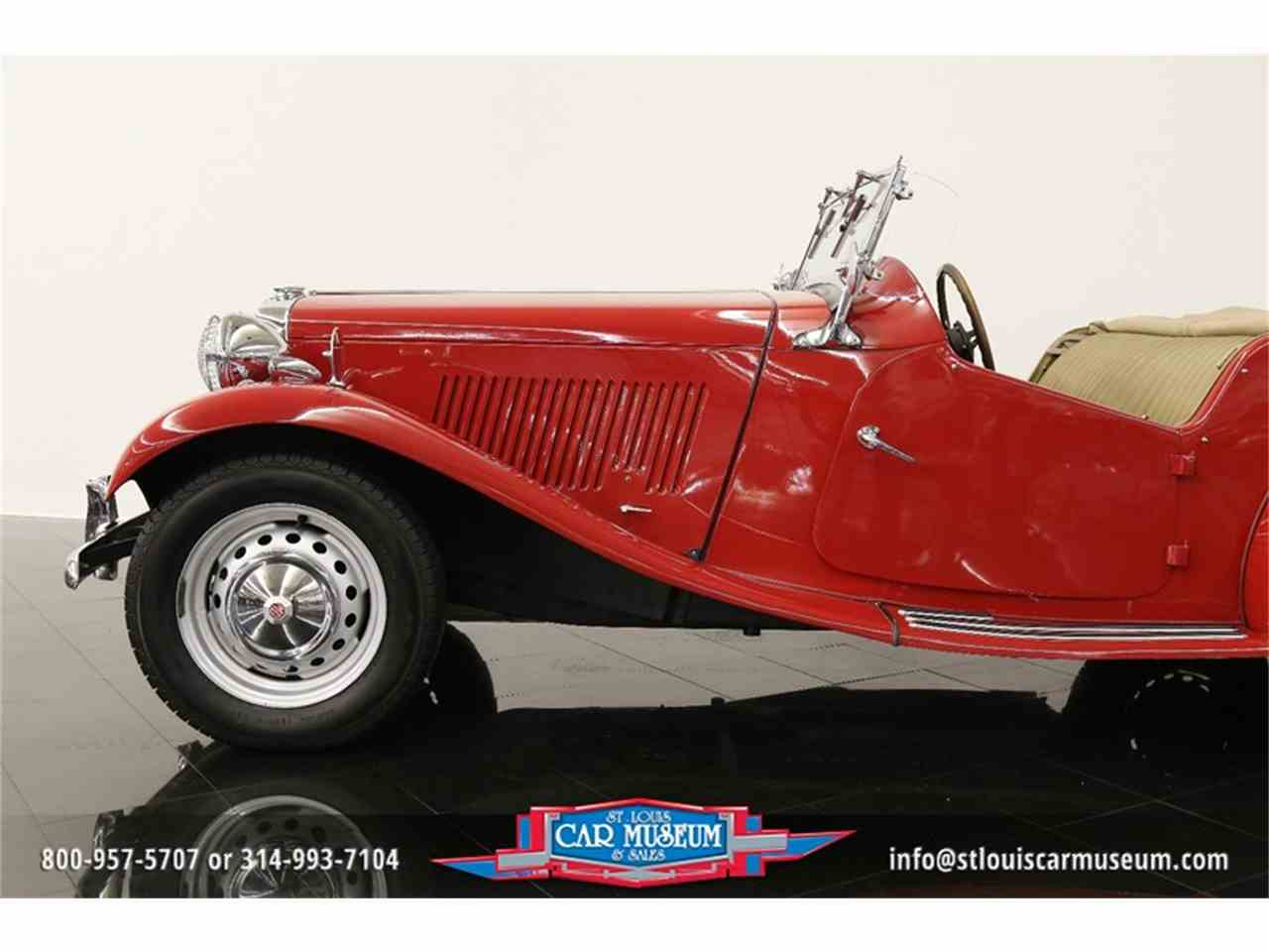 Large Picture of '51 MG TD - $28,900.00 - JTH6