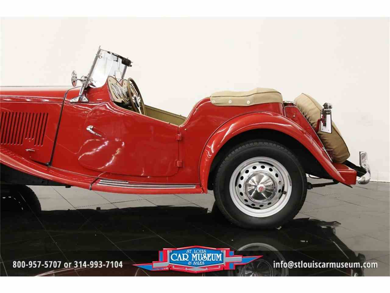 Large Picture of Classic '51 MG TD located in Missouri - $28,900.00 Offered by St. Louis Car Museum - JTH6