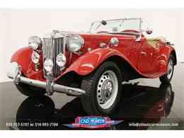 Picture of Classic '51 MG TD located in Missouri - $28,900.00 Offered by St. Louis Car Museum - JTH6