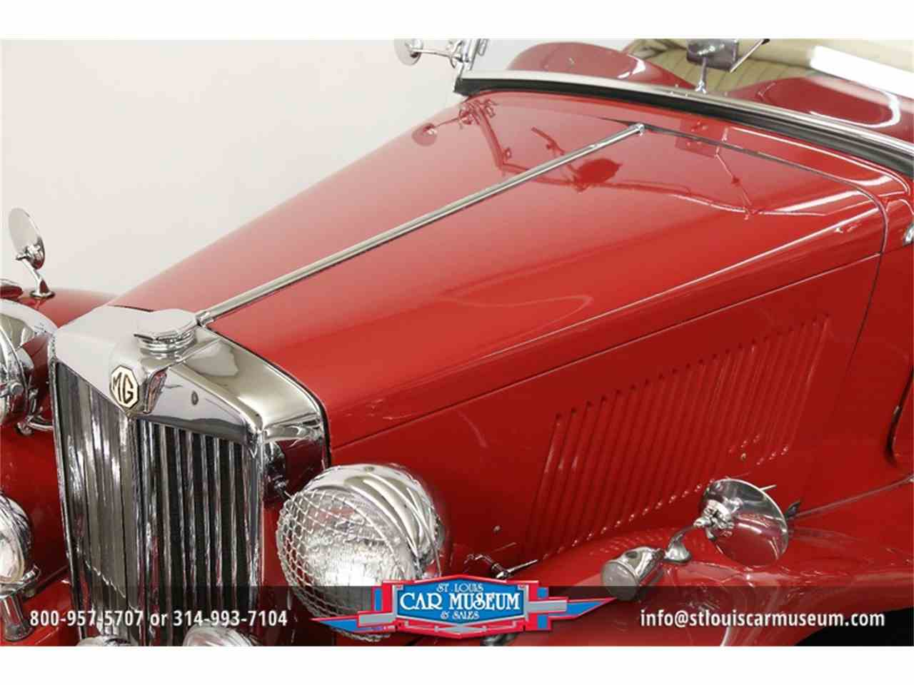Large Picture of 1951 TD located in St. Louis Missouri Offered by St. Louis Car Museum - JTH6