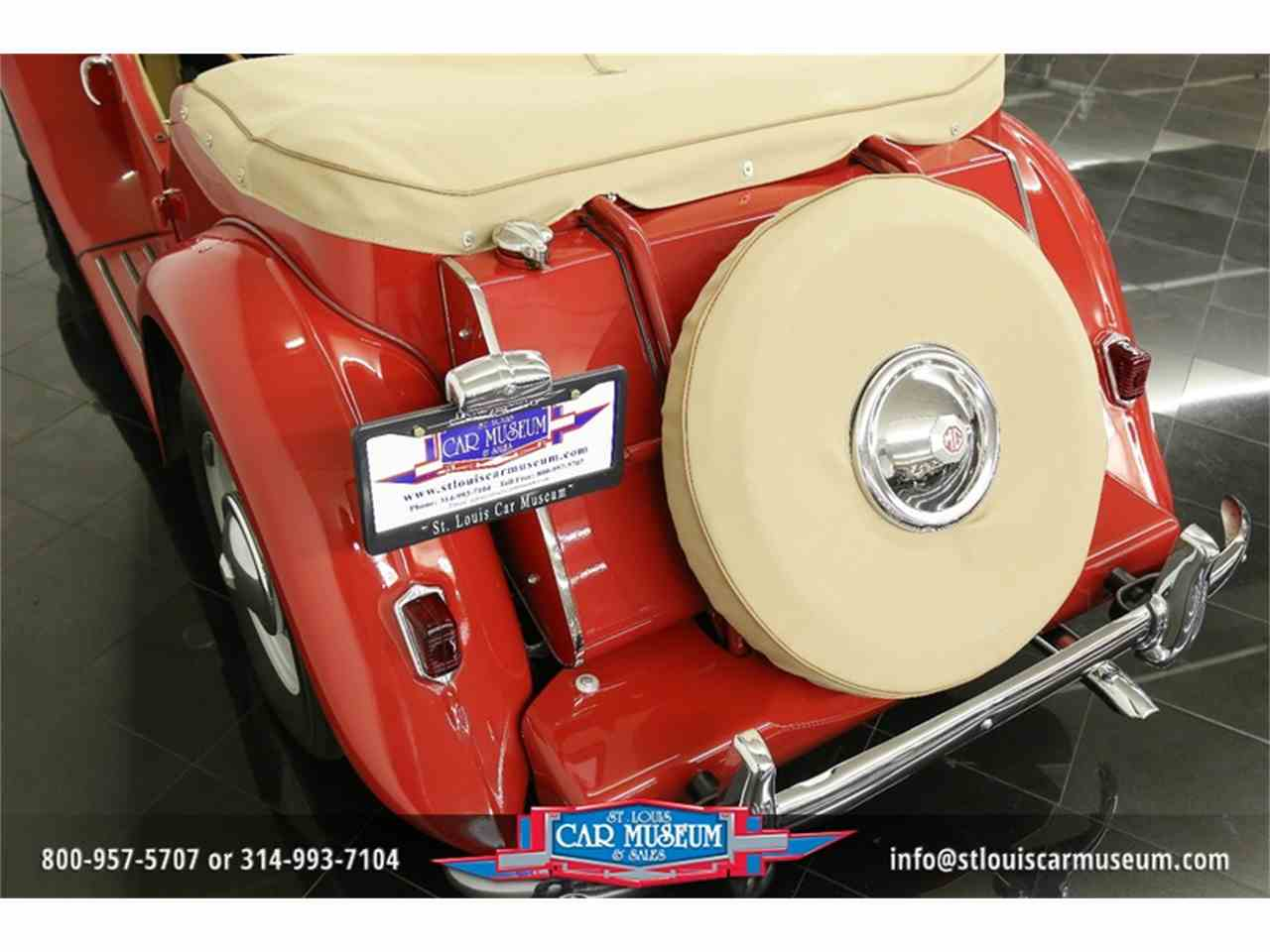 Large Picture of Classic '51 TD - $28,900.00 Offered by St. Louis Car Museum - JTH6
