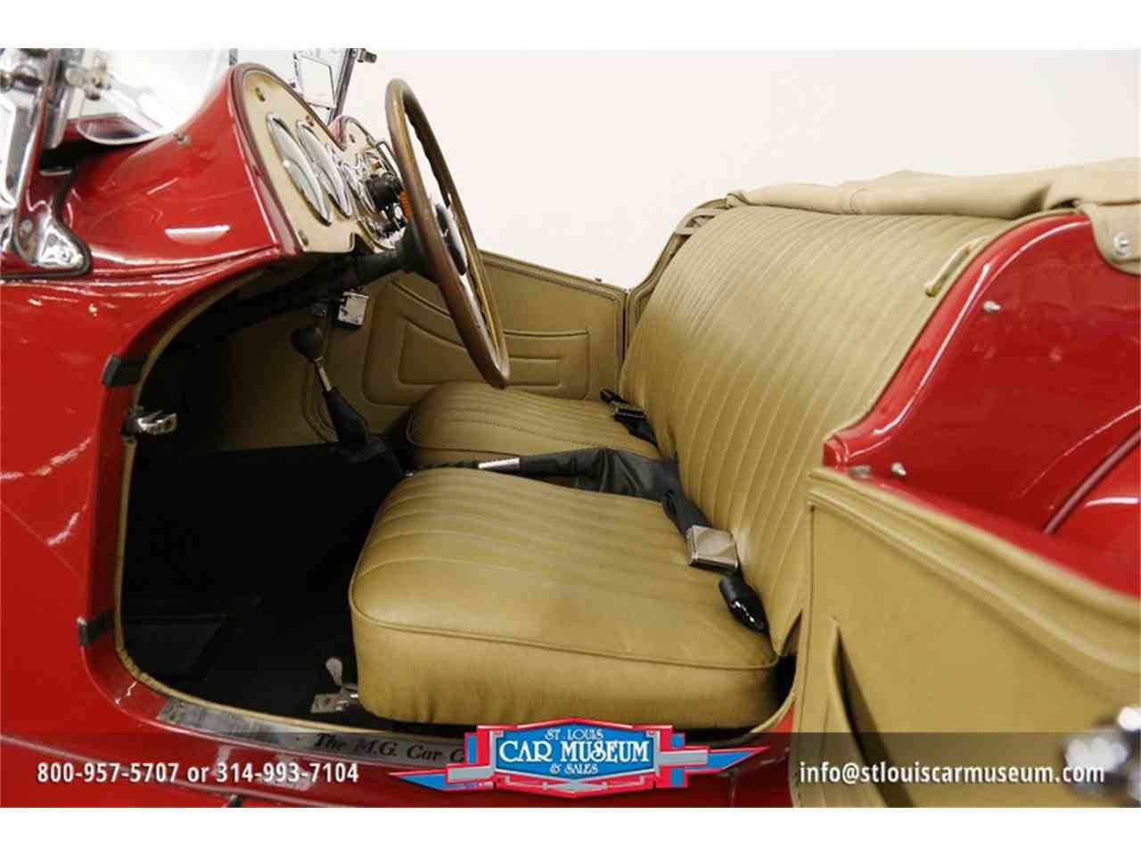 Large Picture of Classic 1951 MG TD - $28,900.00 - JTH6
