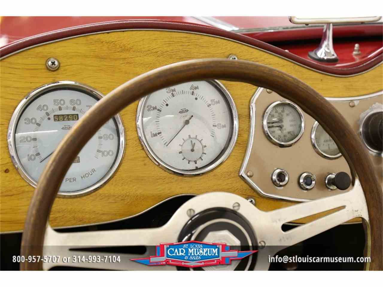 Large Picture of '51 MG TD located in Missouri Offered by St. Louis Car Museum - JTH6