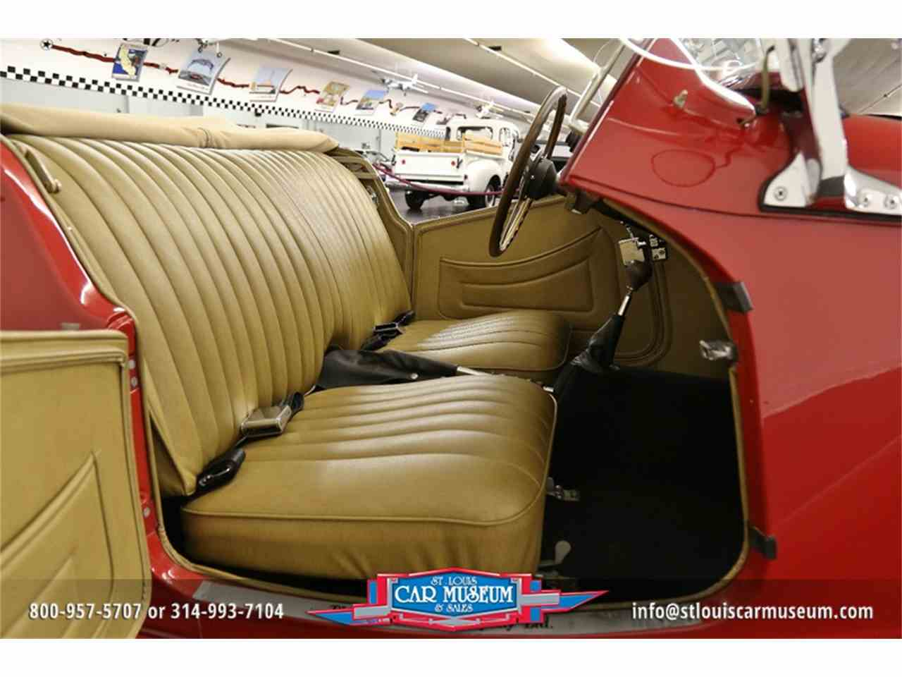 Large Picture of Classic '51 MG TD - $28,900.00 - JTH6