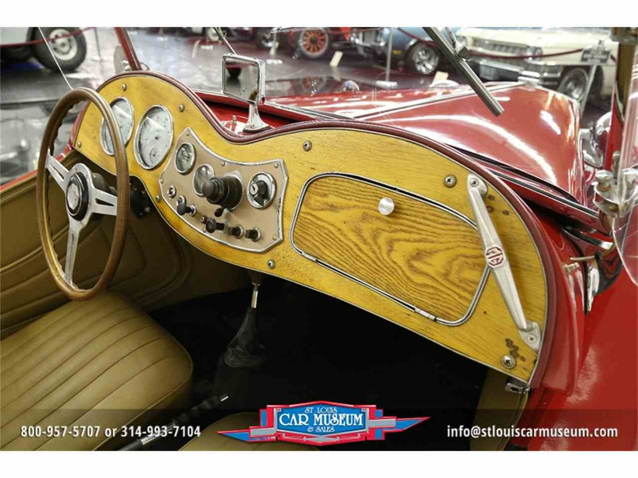 Large Picture of 1951 MG TD - $28,900.00 Offered by St. Louis Car Museum - JTH6