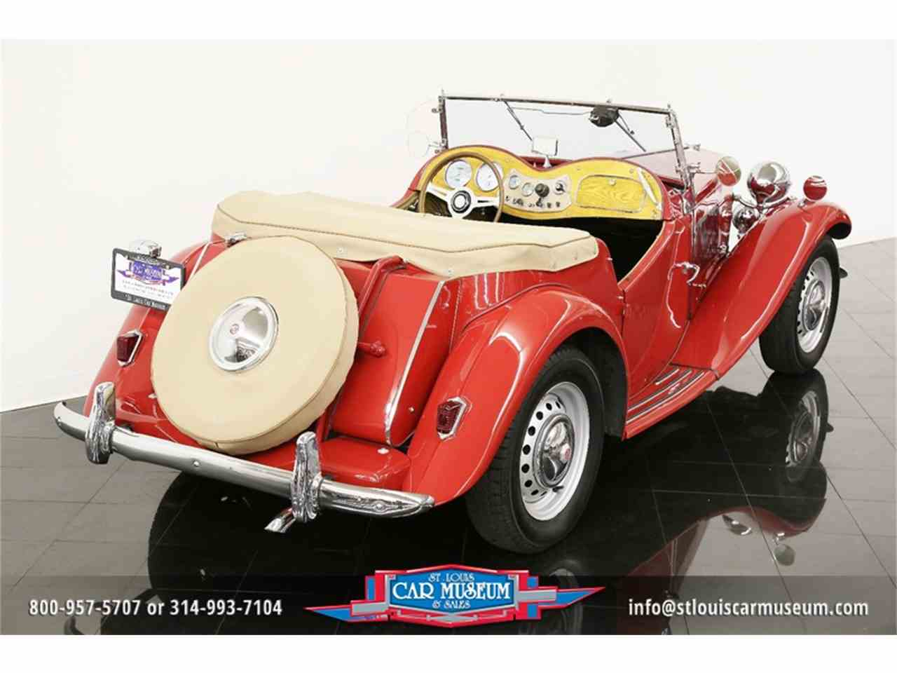 Large Picture of Classic 1951 TD Offered by St. Louis Car Museum - JTH6