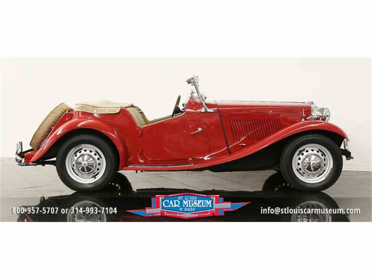 Large Picture of 1951 MG TD located in Missouri - JTH6