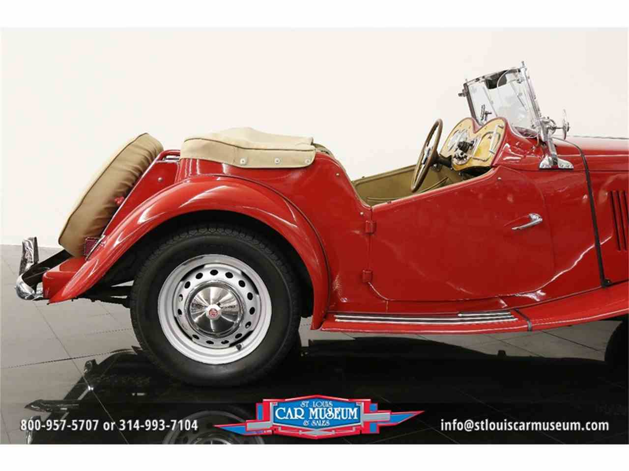 Large Picture of Classic 1951 TD - $28,900.00 Offered by St. Louis Car Museum - JTH6