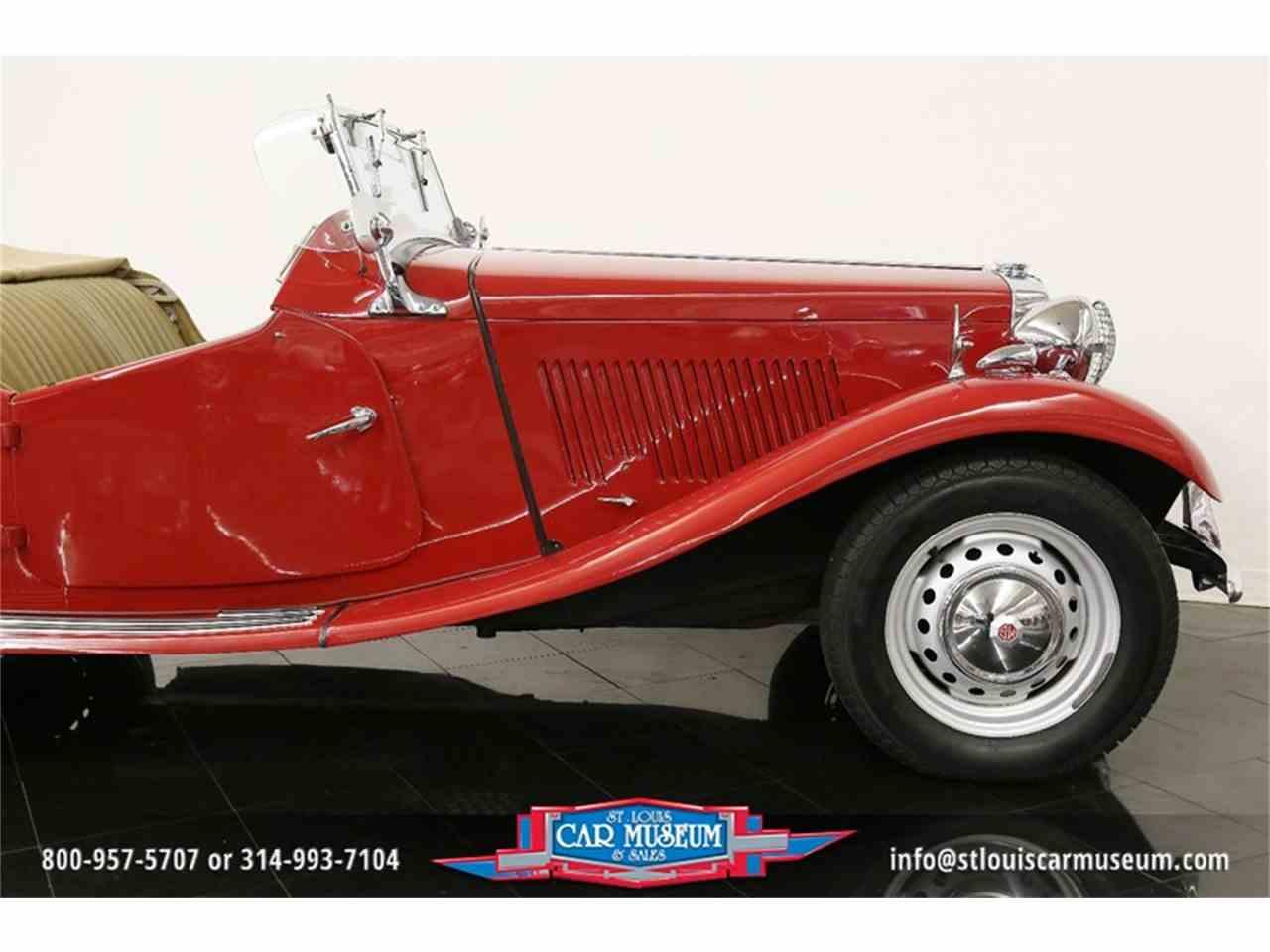 Large Picture of '51 TD Offered by St. Louis Car Museum - JTH6