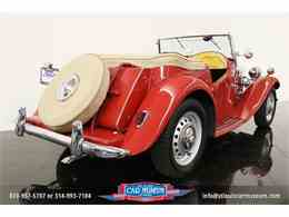 Picture of Classic 1951 MG TD located in St. Louis Missouri - $28,900.00 Offered by St. Louis Car Museum - JTH6