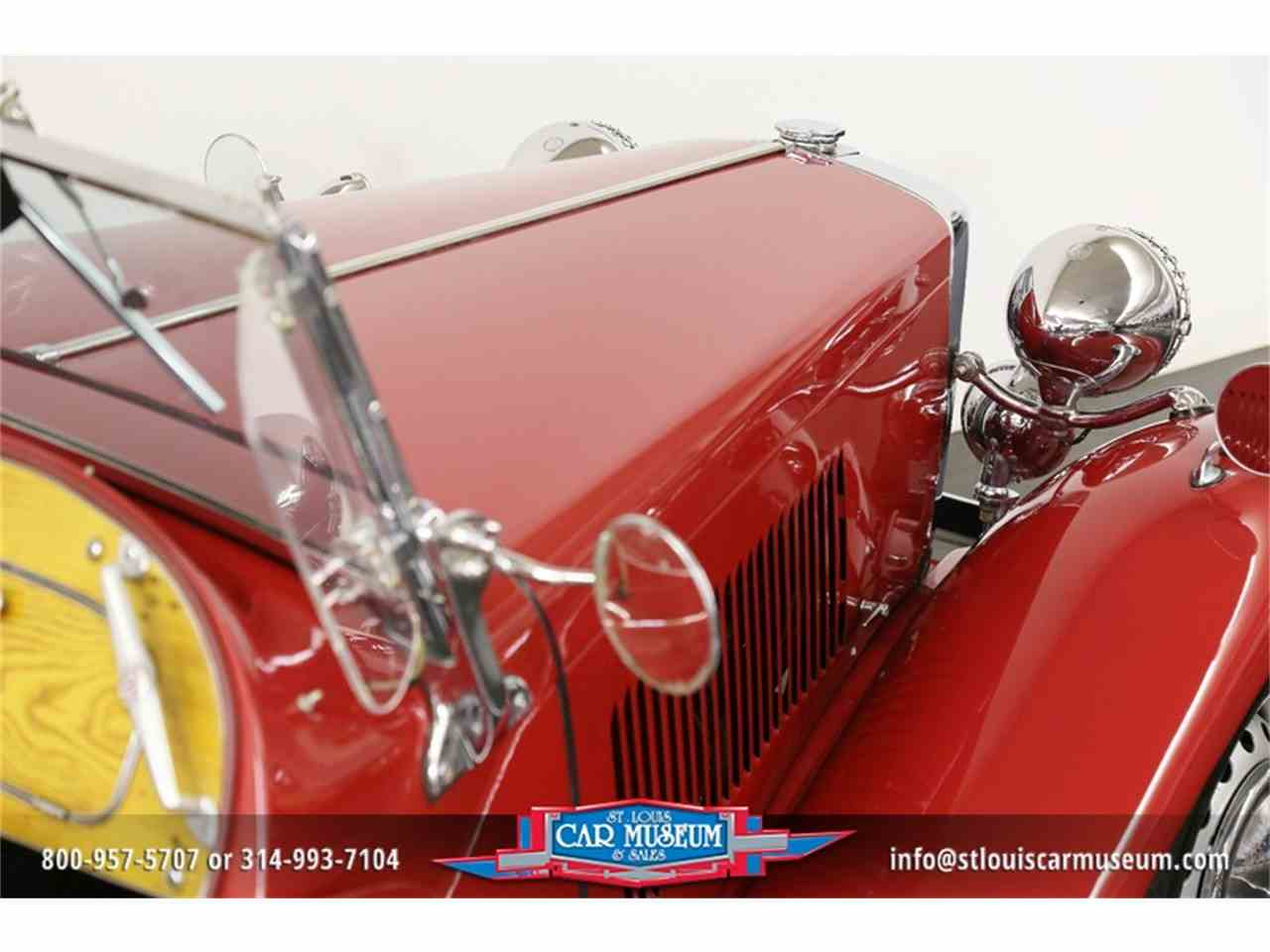 Large Picture of '51 TD located in St. Louis Missouri Offered by St. Louis Car Museum - JTH6