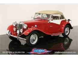 Picture of 1951 MG TD - $28,900.00 Offered by St. Louis Car Museum - JTH6