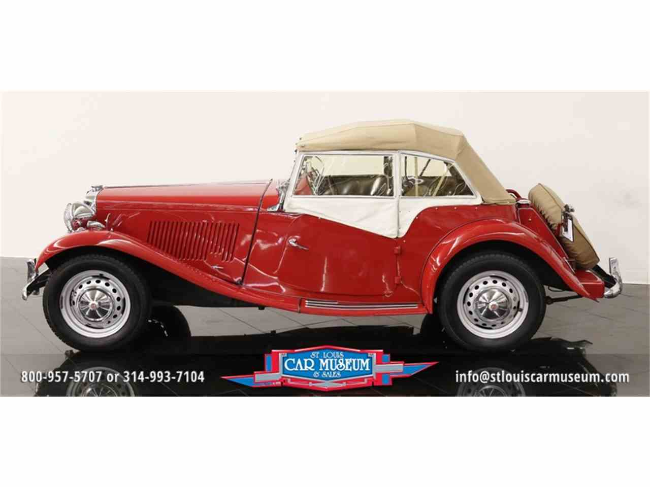 Large Picture of '51 MG TD - JTH6