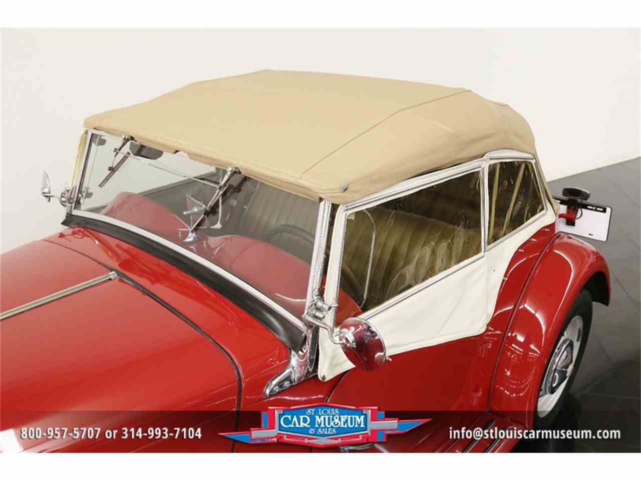 Large Picture of Classic 1951 TD - $28,900.00 - JTH6