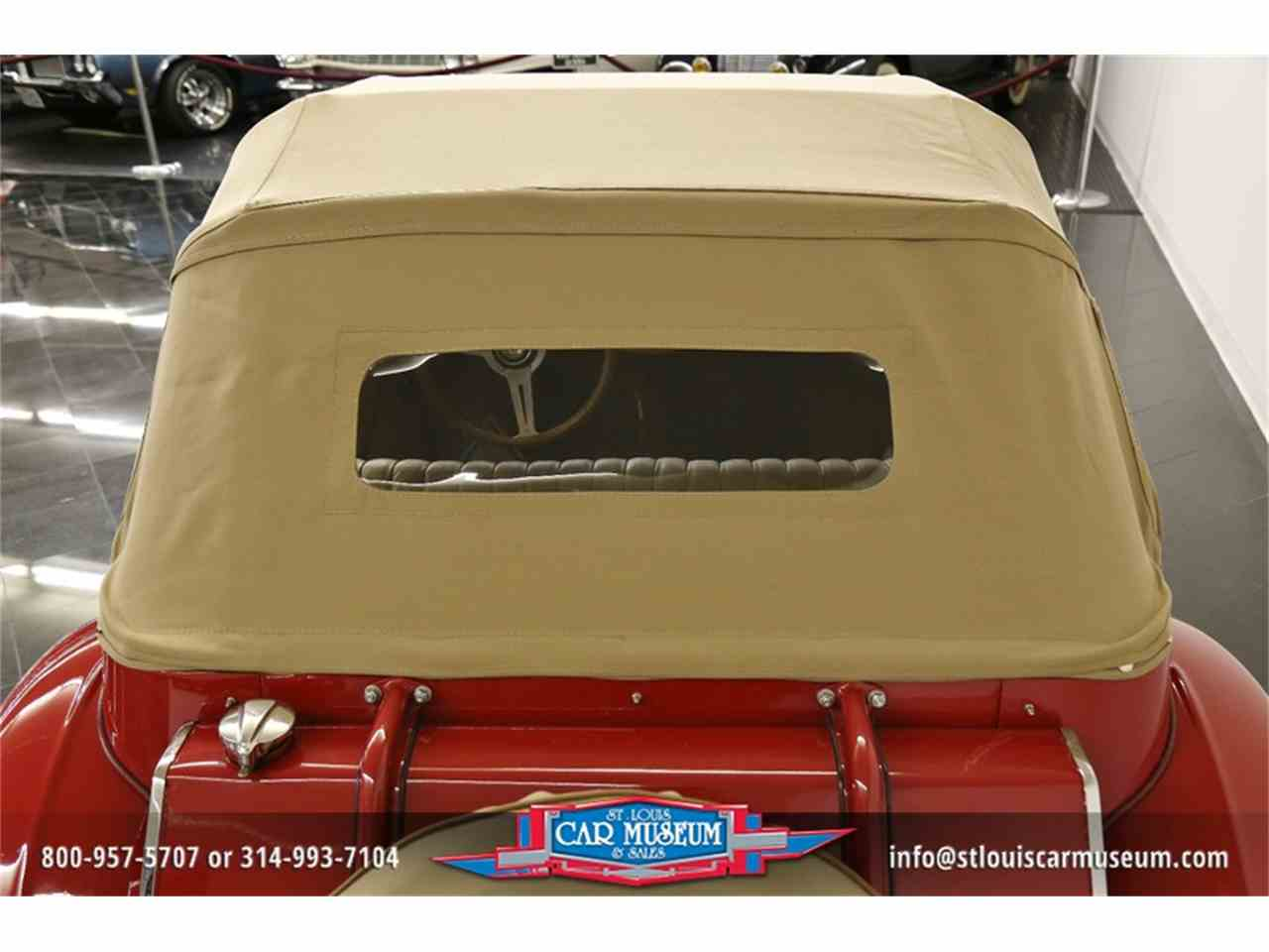Large Picture of '51 TD located in Missouri - $28,900.00 Offered by St. Louis Car Museum - JTH6