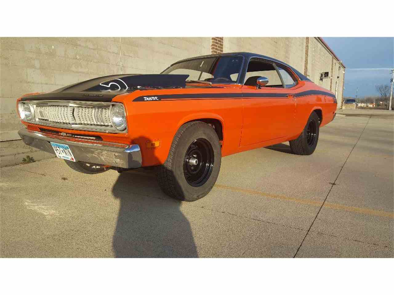 Large Picture of Classic '71 Plymouth Duster located in Annandale Minnesota Auction Vehicle - JQ8N