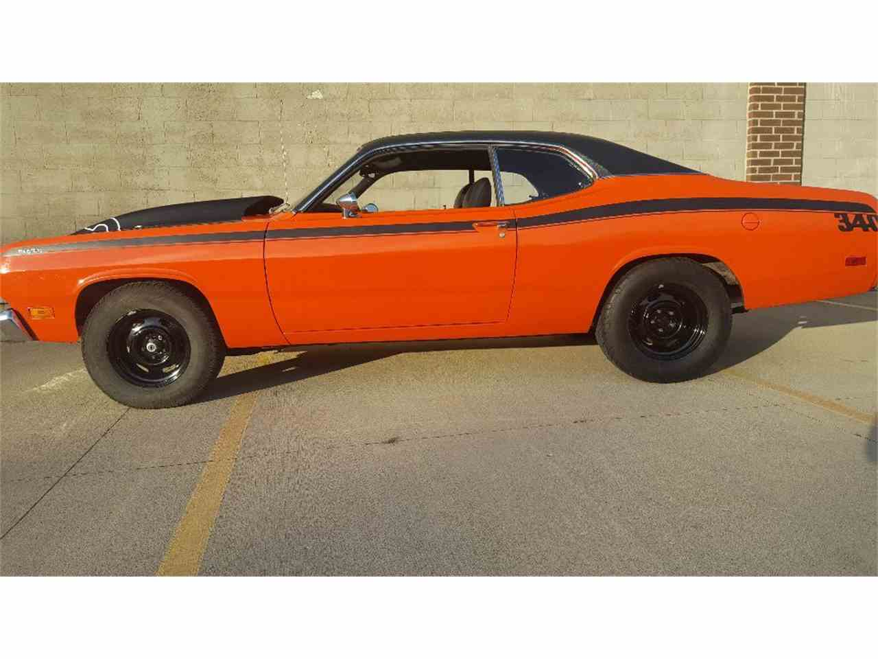 Large Picture of 1971 Plymouth Duster Offered by Classic Rides and Rods - JQ8N