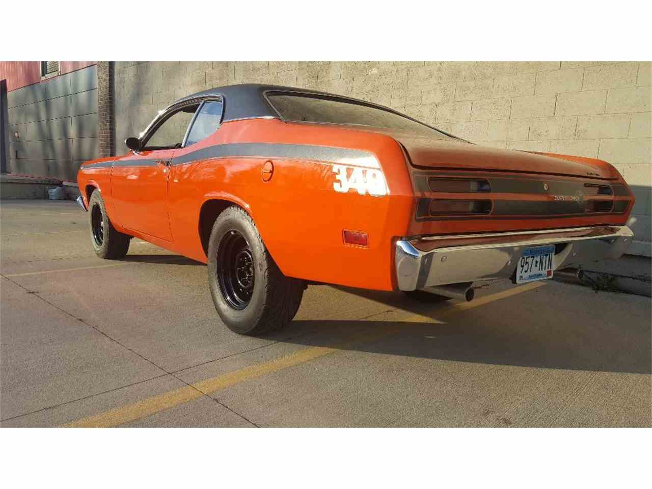 Large Picture of 1971 Plymouth Duster Auction Vehicle Offered by Classic Rides and Rods - JQ8N