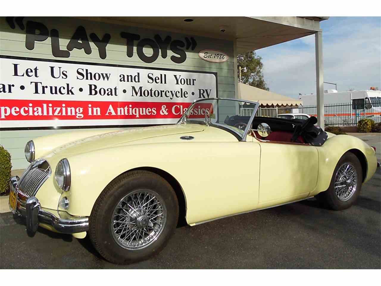 Large Picture of Classic 1956 MG MGA - $19,995.00 Offered by Play Toys Classic Cars - JTIG