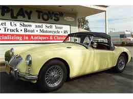 Picture of Classic '56 MG MGA located in Redlands California - $19,995.00 - JTIG