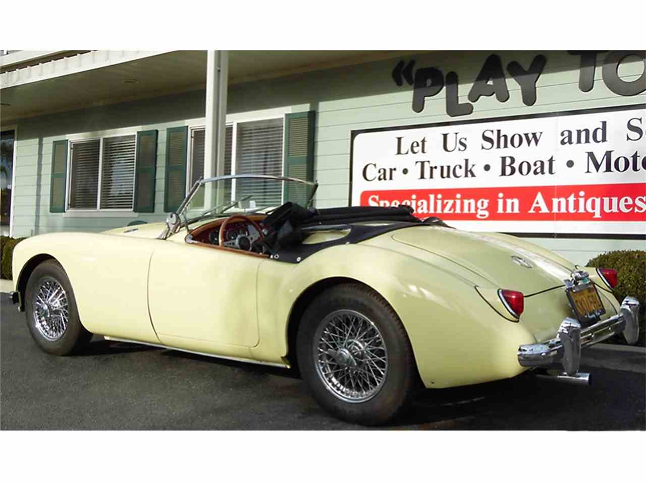 Large Picture of Classic '56 MG MGA located in Redlands California - JTIG