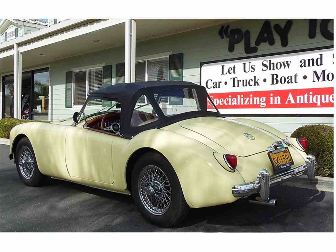 Large Picture of Classic 1956 MGA - $19,995.00 Offered by Play Toys Classic Cars - JTIG