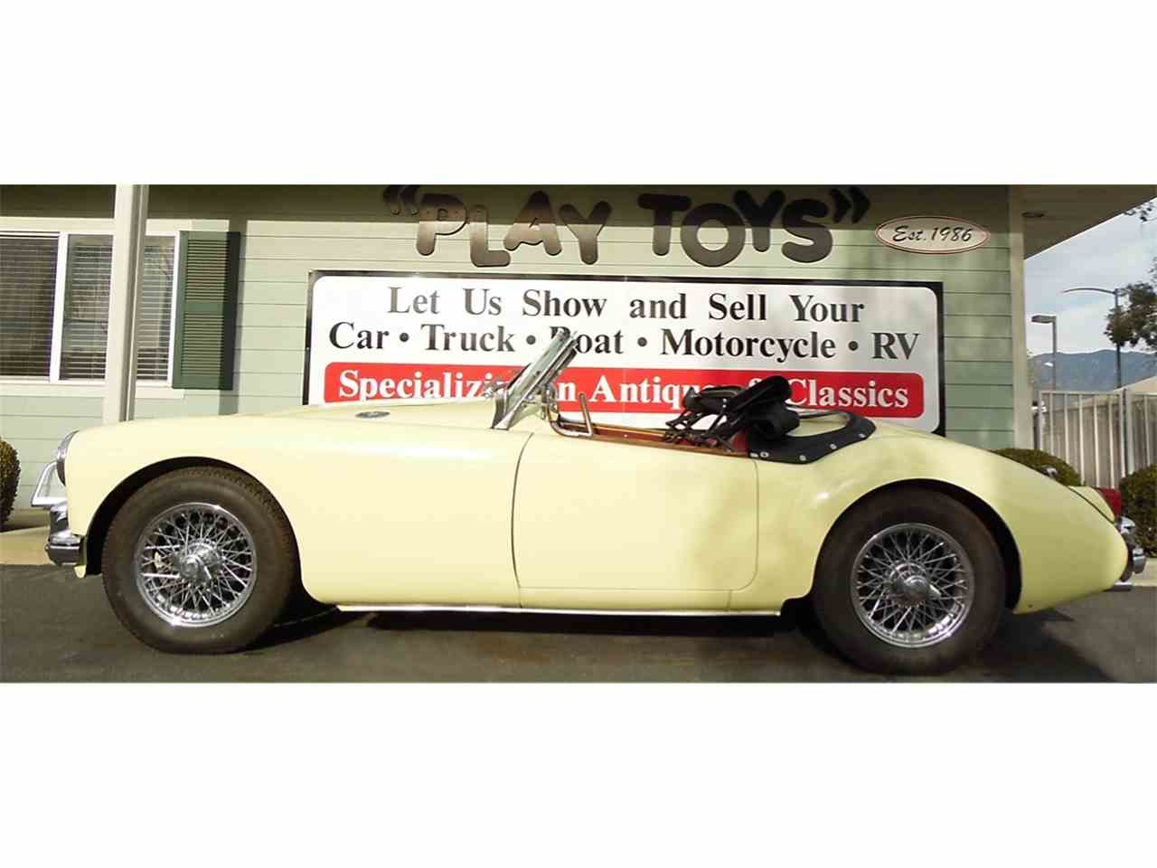 Large Picture of Classic '56 MGA - $19,995.00 - JTIG