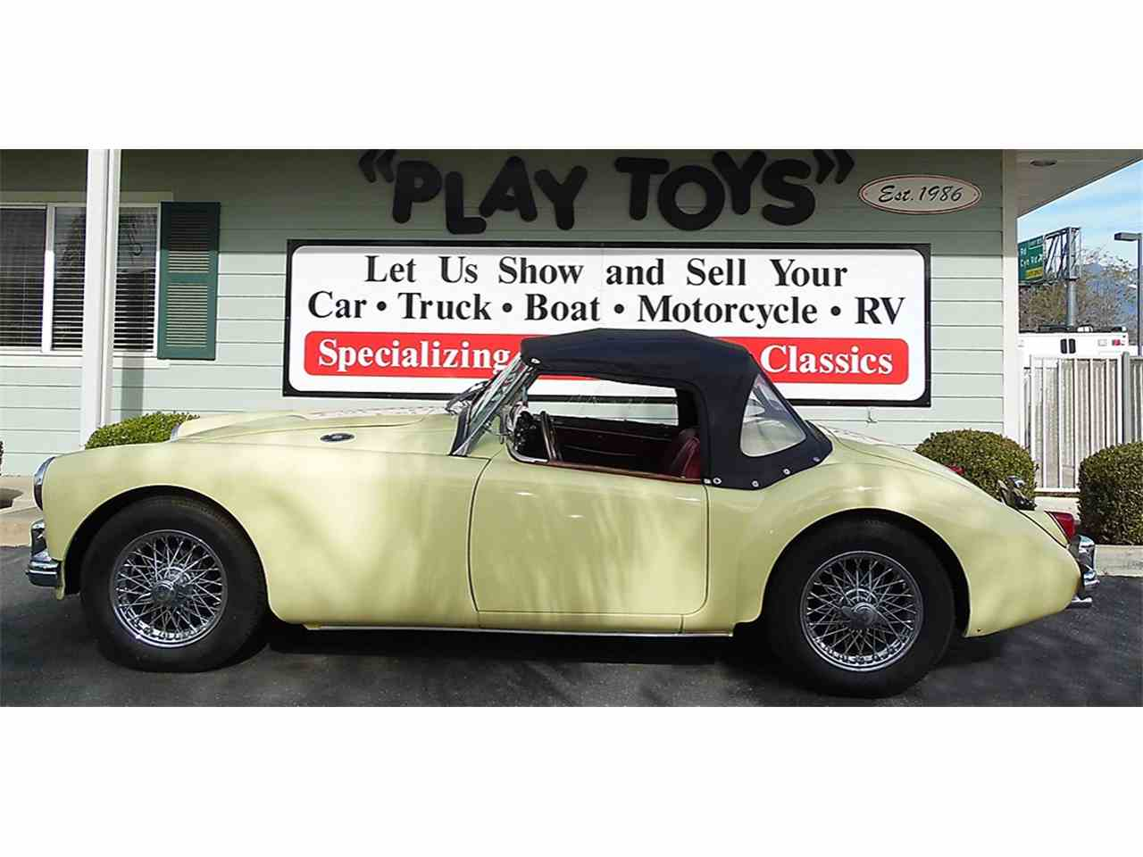 Large Picture of 1956 MG MGA - $19,995.00 Offered by Play Toys Classic Cars - JTIG