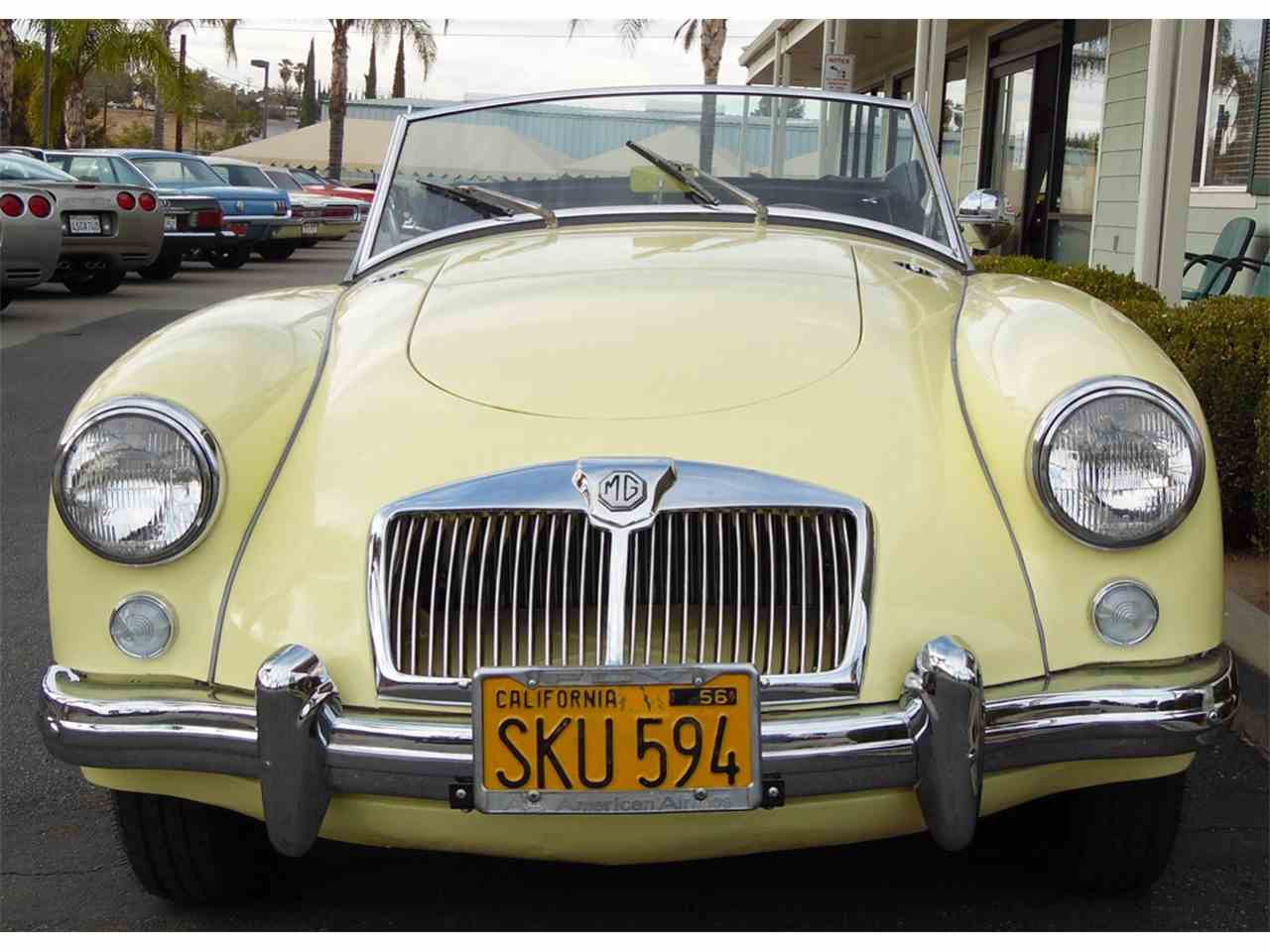 Large Picture of '56 MG MGA located in Redlands California - $19,995.00 - JTIG