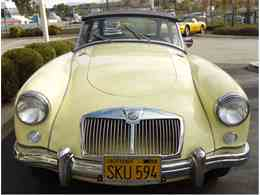 Picture of Classic 1956 MGA located in California - $19,995.00 Offered by Play Toys Classic Cars - JTIG