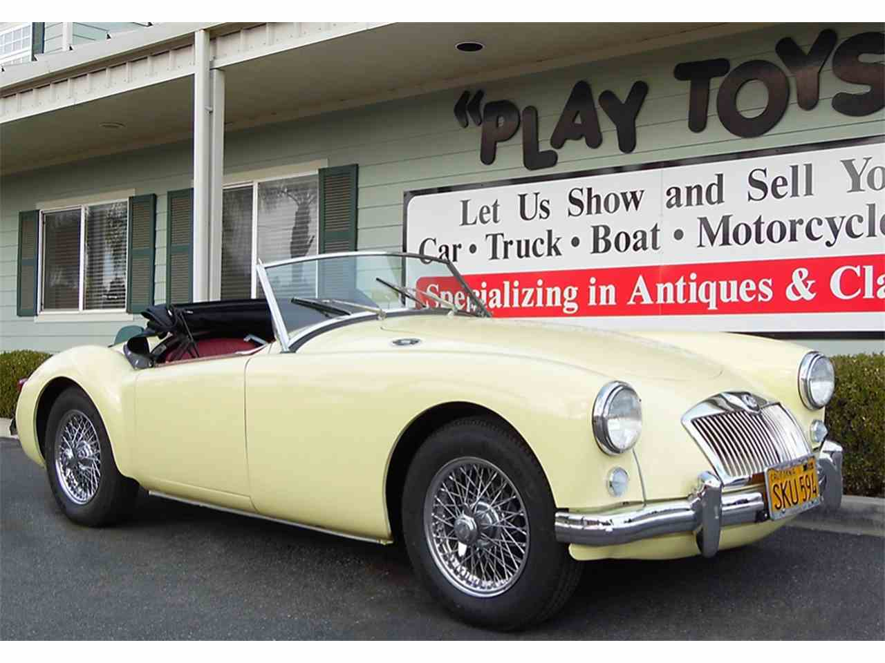 Large Picture of 1956 MGA located in California - $19,995.00 - JTIG