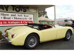 Picture of '56 MG MGA Offered by Play Toys Classic Cars - JTIG