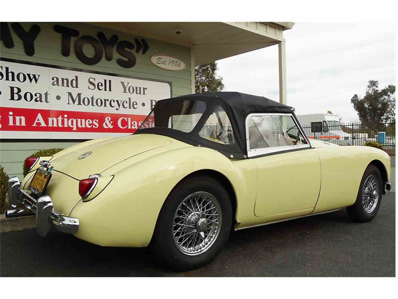 Large Picture of Classic 1956 MGA located in Redlands California - $19,995.00 Offered by Play Toys Classic Cars - JTIG