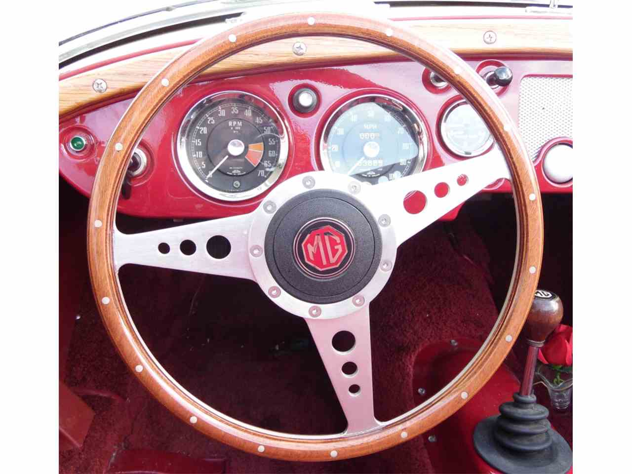 Large Picture of '56 MG MGA located in California - $19,995.00 - JTIG