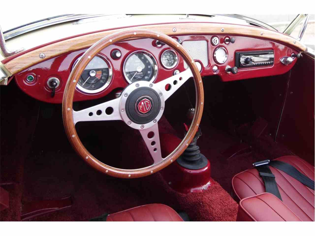 Large Picture of 1956 MG MGA located in California - $19,995.00 - JTIG