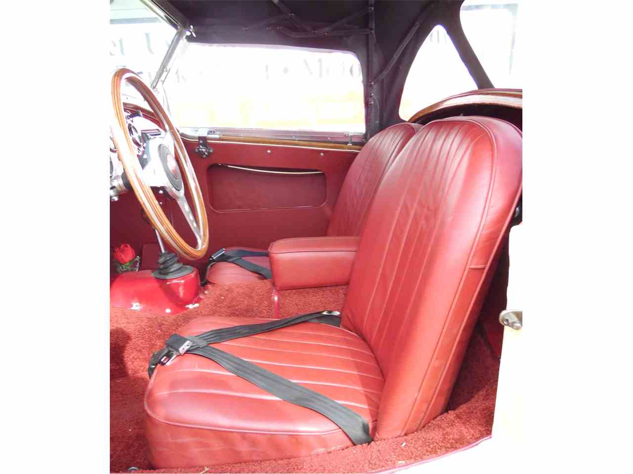 Large Picture of Classic 1956 MG MGA located in Redlands California Offered by Play Toys Classic Cars - JTIG