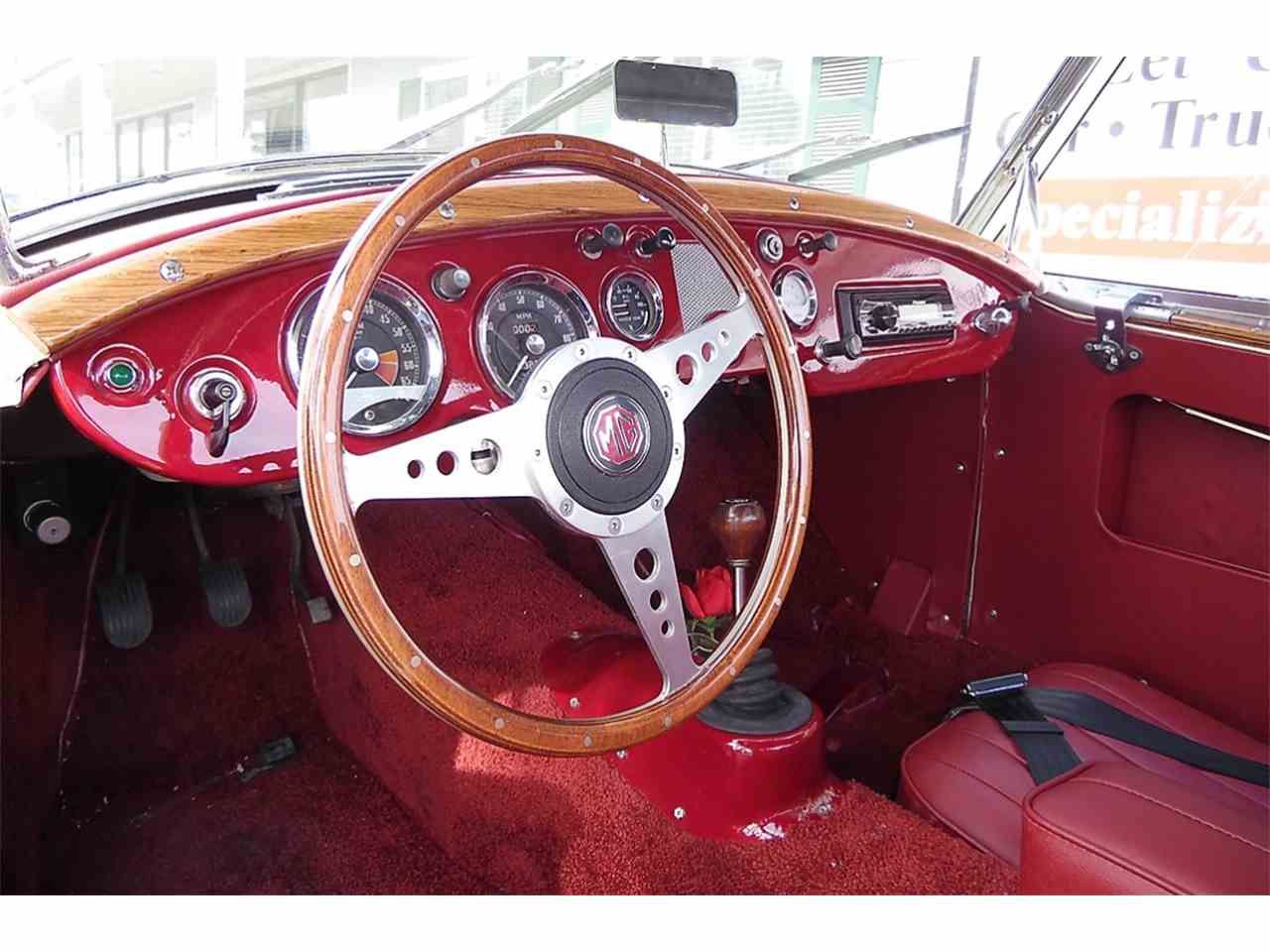Large Picture of Classic 1956 MGA located in Redlands California - $19,995.00 - JTIG