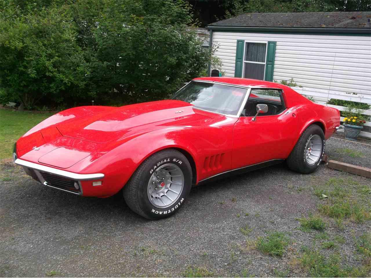 Large Picture of '68 Corvette - JTIN