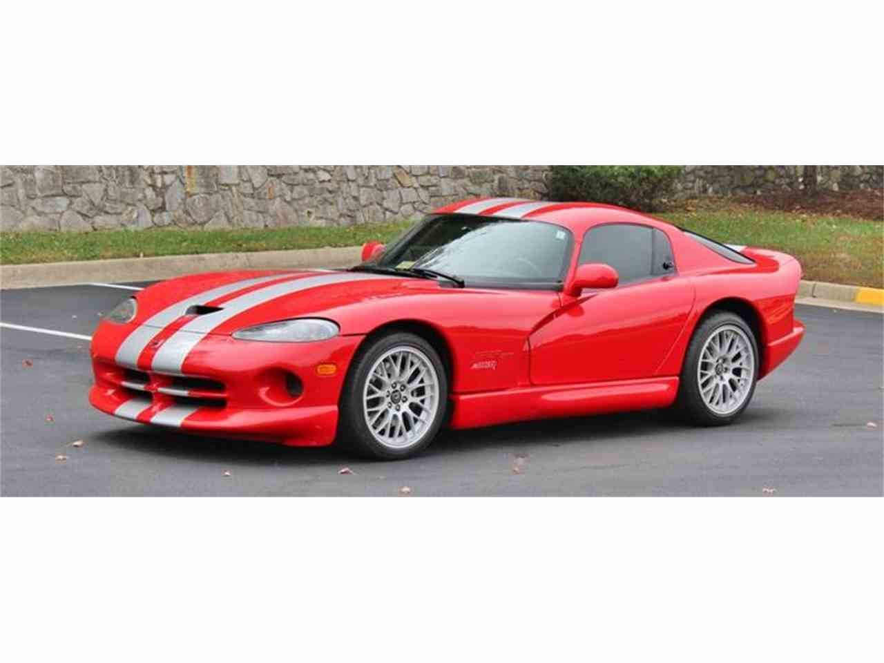 Large Picture of 2000 Dodge Viper located in Virginia Offered by Cooper Corvettes - JTIR