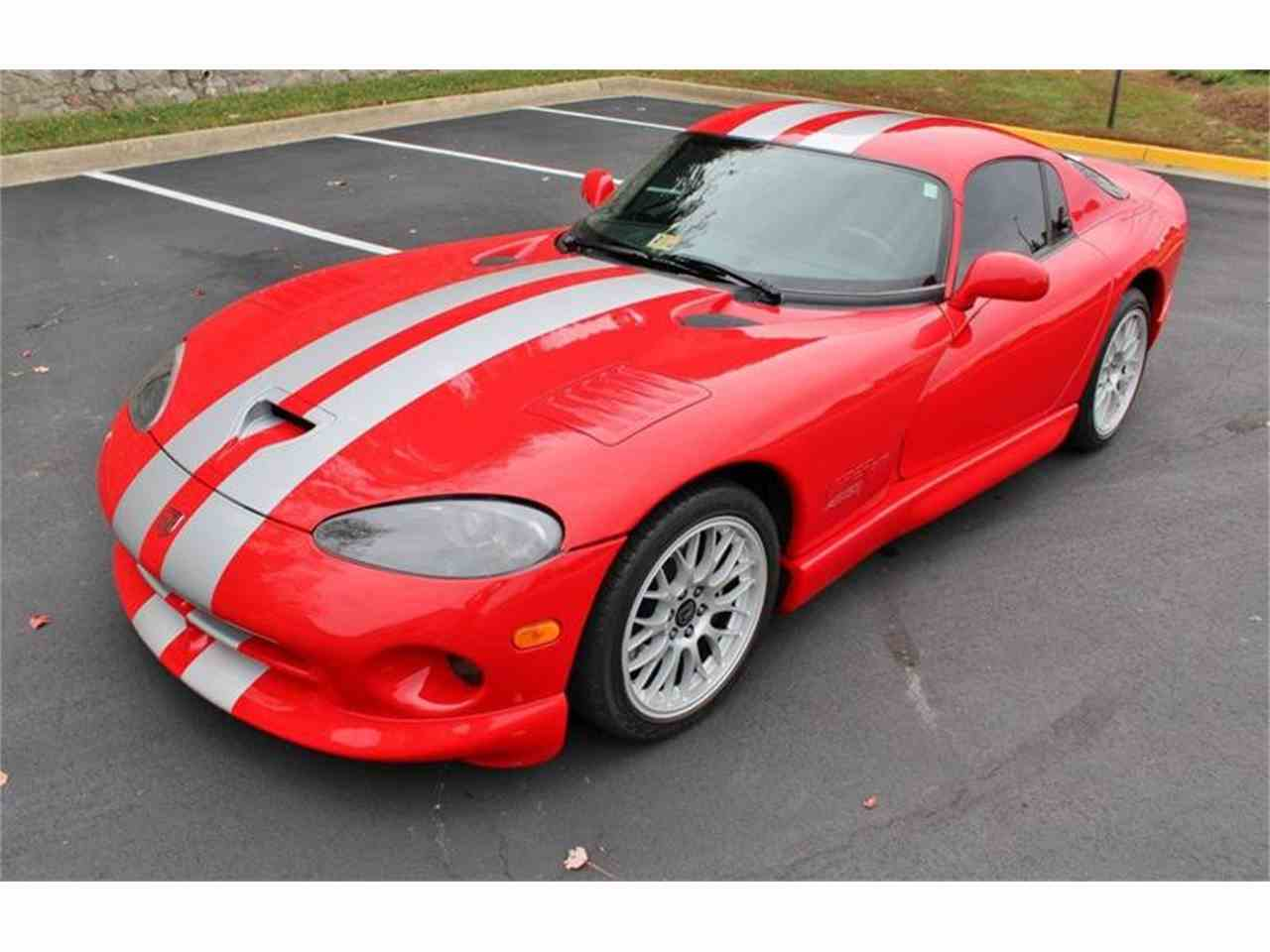 Large Picture of 2000 Viper located in Virginia Auction Vehicle Offered by Cooper Corvettes - JTIR
