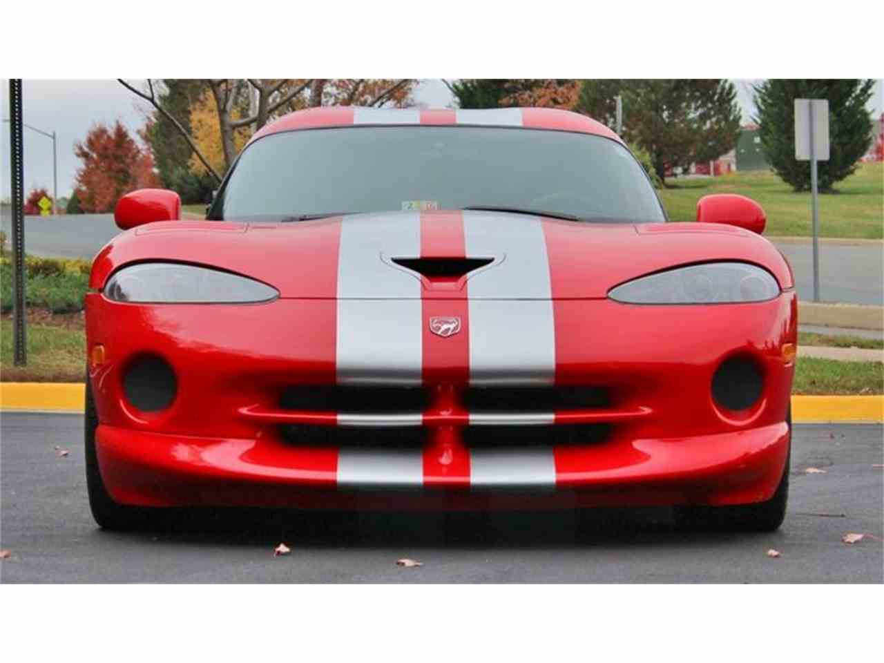 Large Picture of 2000 Viper Auction Vehicle Offered by Cooper Corvettes - JTIR